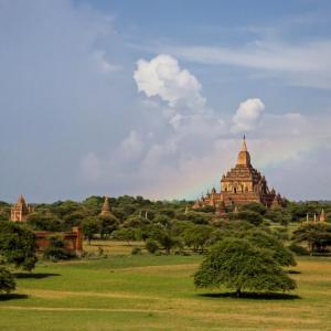 TAPINAKLAR BAGAN MYANMAR (BURMA) - 4