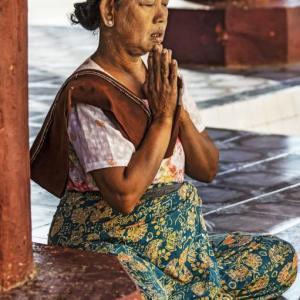 TAPINAKLAR BAGAN MYANMAR (BURMA) - 5